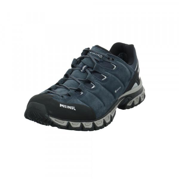 Meindl Herren 9006-49 Tarvis GTX Blauer Leder/Textil Trekkingschuh