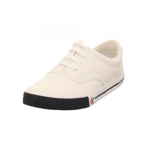 Romika Herren Soling Weißer Textil Sneaker Weiß - Bild 1