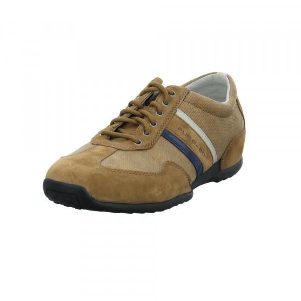 Gabor Pius Herren 0137.12.03 Beigefarbener Leder/Synthetik Sneaker Beige - Bild 1