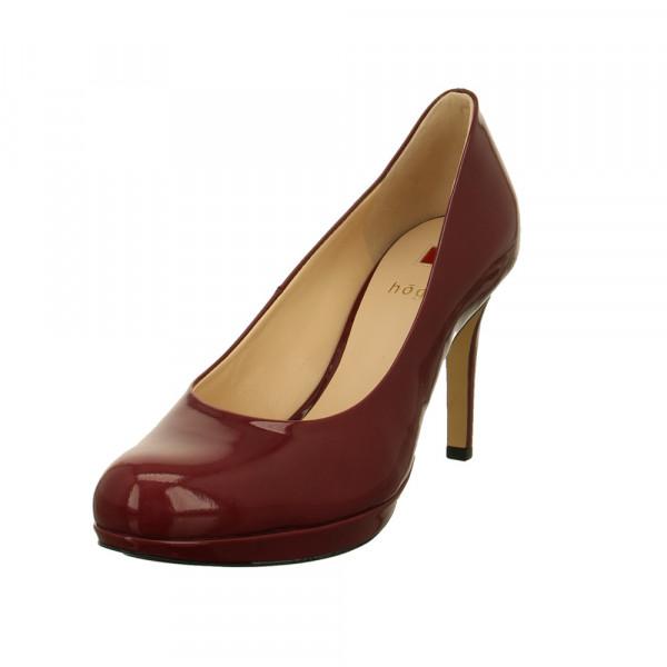 Högl Damen 8-108004-4200 Rote Lackleder Pumps Rot / Bordeaux - Bild 1