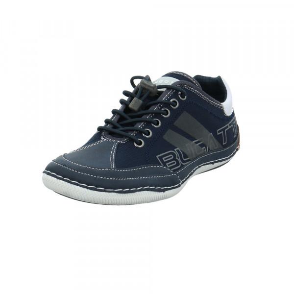 Bugatti Herren 321-48013-6900-4100 Blauer Materialkombinierter Sneaker - Bild 1