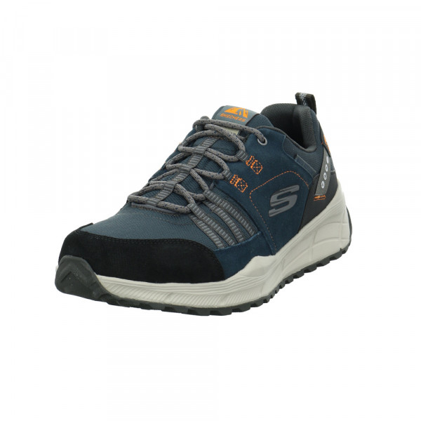 Skechers Herren Relaxed Fit Equalizer 4.0 Trail Blauer Materialkombinierter Sneaker - Bild 1