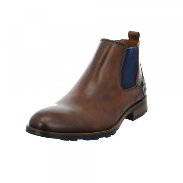 Lloyd Herren Jaser Brauner Leder/Textil Chelsea Boot Braun - Bild 1