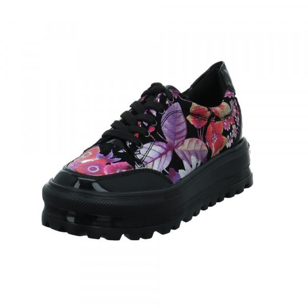 Tizian Damen Seattle 05 Multicolorfarbener Leder/Synthetik Sneaker Multicolor - Bild 1