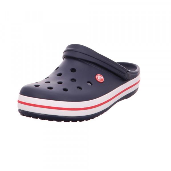 Crocs Herren Crocband 11016 Blaue Synthetik Crocs Blau - Bild 1
