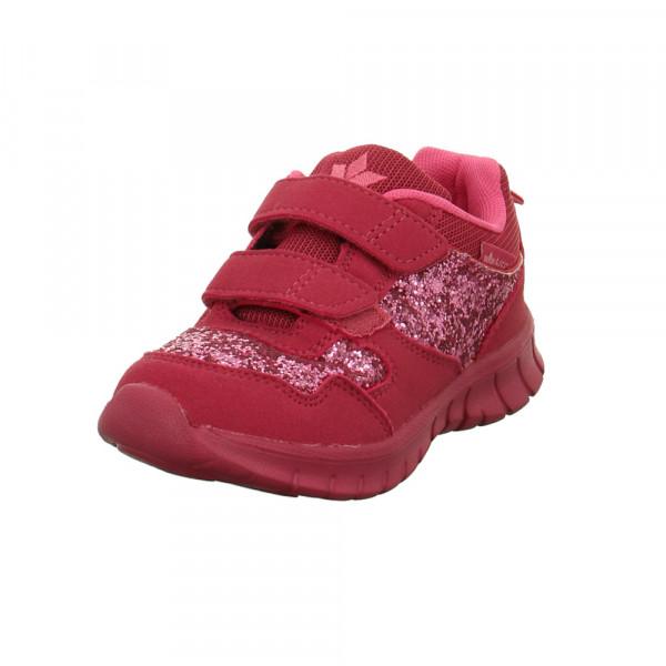 Lico Kinder Jolly V Pinke Synthetik Slipper Pink / Violett - Bild 1