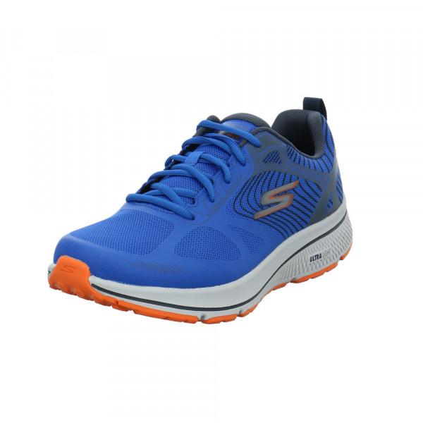 Skechers Herren Go Run Consistent FL Blauer Textil Sneaker Blau - Bild 1