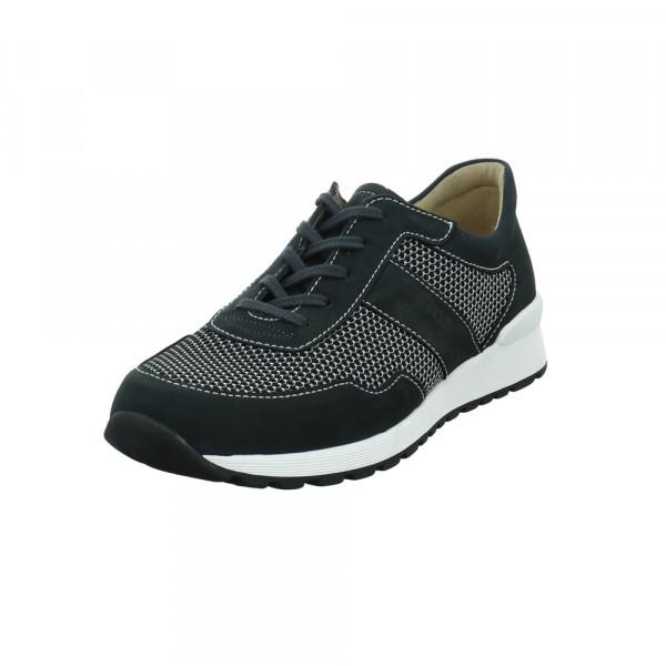 Finn Comfort Herren Prezzo Grauer Leder/Textil Sneaker Grau - Bild 1