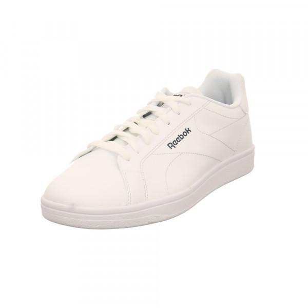 Reebok Herren Royal Complete CLN Weißer Synthetik Sneaker Weiß - Bild 1
