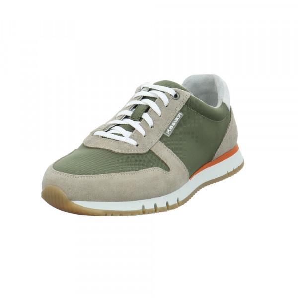 Pius Gabor Herren 1015.10.08 Grüner Leder/Textil Sneaker Grün - Bild 1