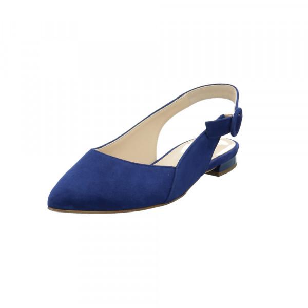 Högl Damen 9-100102-3100 Blauer Veloursleder Sling Blau - Bild 1