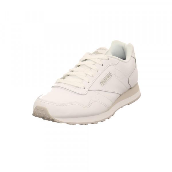 Reebok Herren Royal Glide Lx Weißer Leder Sneaker Weiß - Bild 1