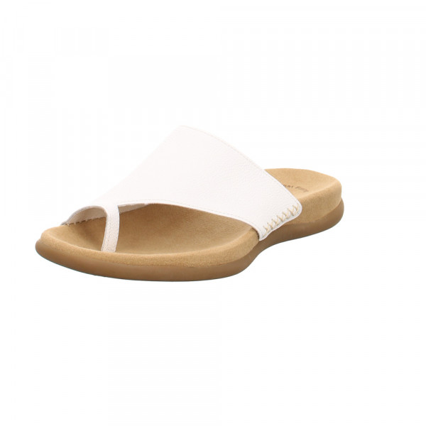 Gabor Damen 03-700-21 Weiße Glattleder Dianette Weiß - Bild 1