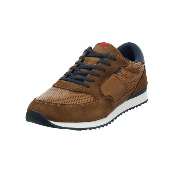 Lloyd Herren Ellard Braun Glattleder Sneaker Braun - Bild 1