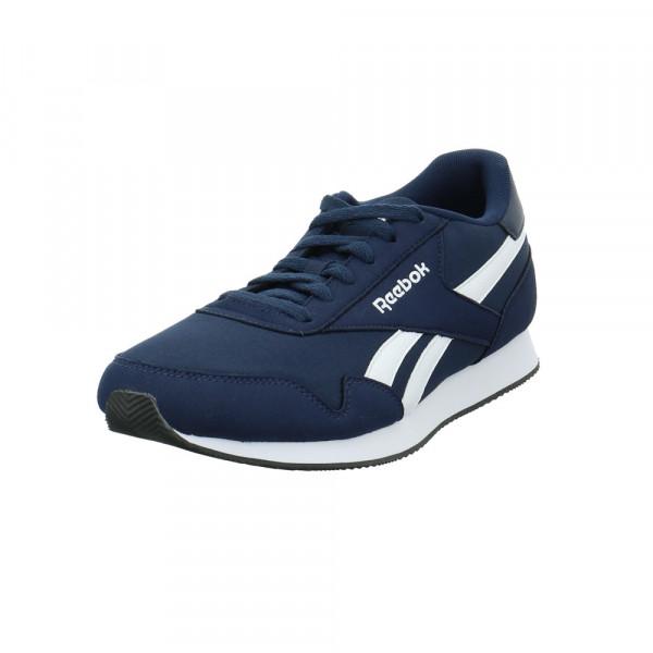 Reebok Herren Royal CL Jogger 3 Unisex Blauer Synthetik/Textil Sneaker Blau - Bild 1