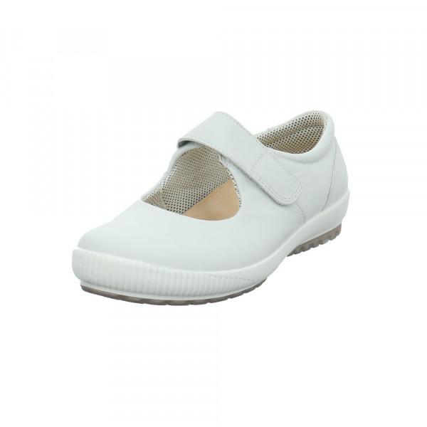 Legero Damen 2-000885-1000 Weißer Glattleder Ballerina Weiß - Bild 1