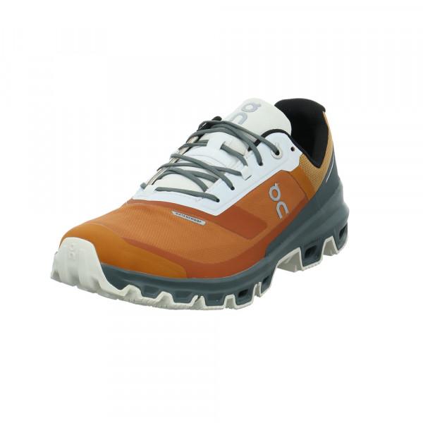 On Herren Cloudventure Waterproof Brauner Textil Sneaker - Bild 1
