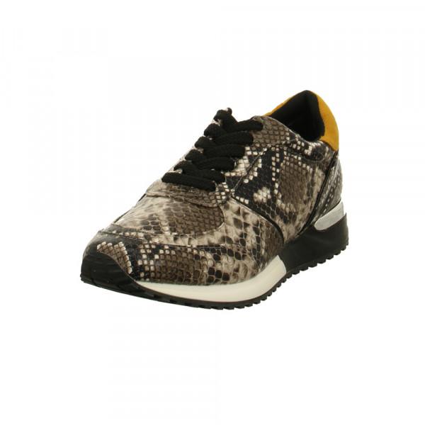 La Strada Damen 1900629-1503 Reptil-Print Synthetik Sneaker Multicolor - Bild 1