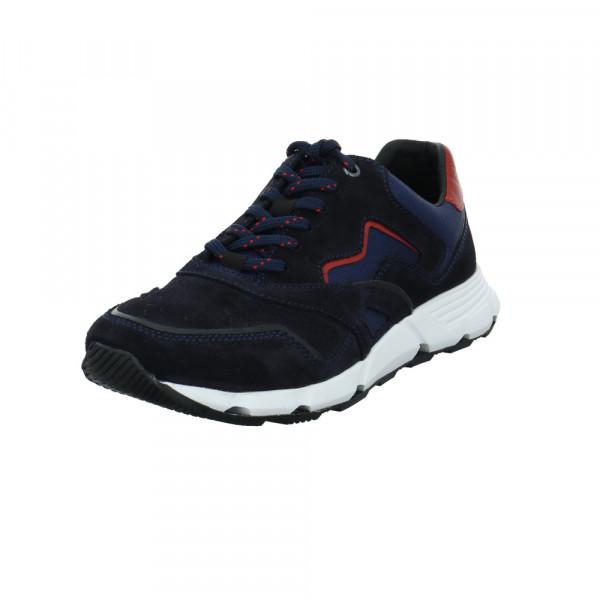 Pius Gabor Herren 1010.10.03 Blauer Leder/Textil Sneaker - Bild 1