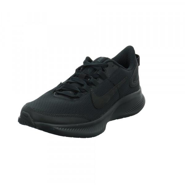 Nike Damen Runallday 2 Schwarzer Synthetik/Textil Sneaker Schwarz - Bild 1