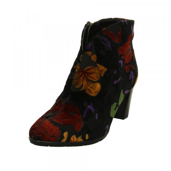 Ara Damen Tolouse Mehrfarbige Textil Stiefelette Multicolor - Bild 1