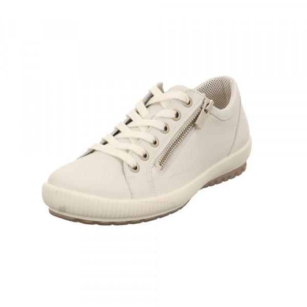 Legero Damen 00818-10 Weiße Glattleder Sneaker Weiß - Bild 1